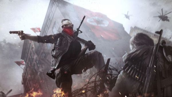 дополнение Homefront: The Revolution