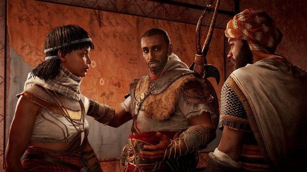 Первое DLC для Assassin's Creed: Origins