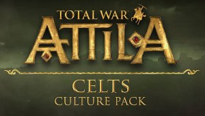 The Celts Culture Pack в Аттиле Total War