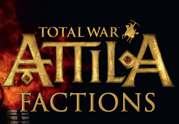 Фракция Юты. The Jutes Total War: Attila -The Viking Forefathers Culture Pack