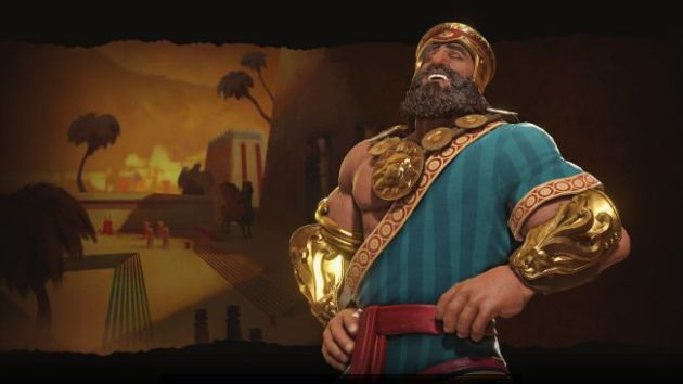 Civilization 6 'Spring Update'