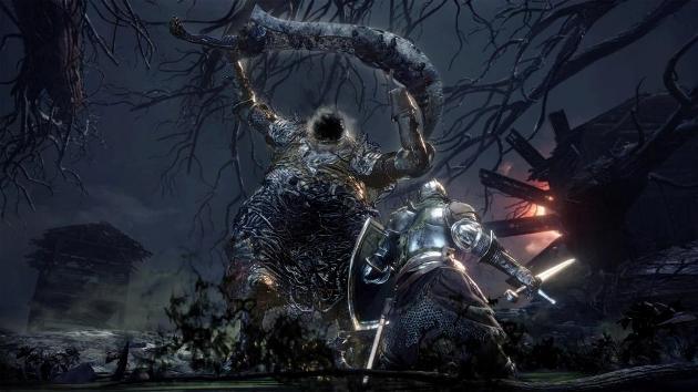 Релизный трейлер дополнения Dark Souls III: The Ringed City