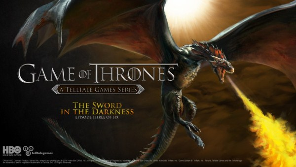 Game of Thrones - The Sword in the Darkness анонсирован
