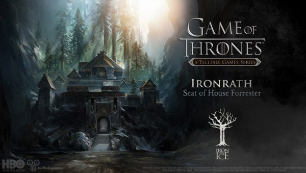 "Первый взгляд - Game of Thrones: A Telltale Games Series - Эпизод 2: ""The Lost Lords"""
