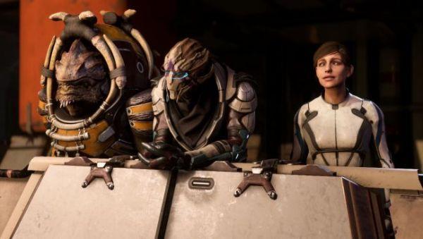 BioWare отменила бету Mass Effect: Andromeda