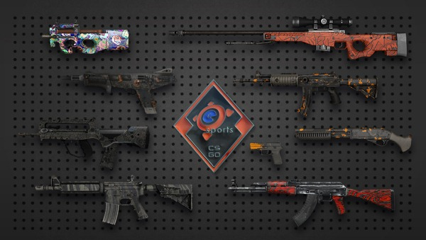 Оружие для «Counter-Strike: Global Offensive»
