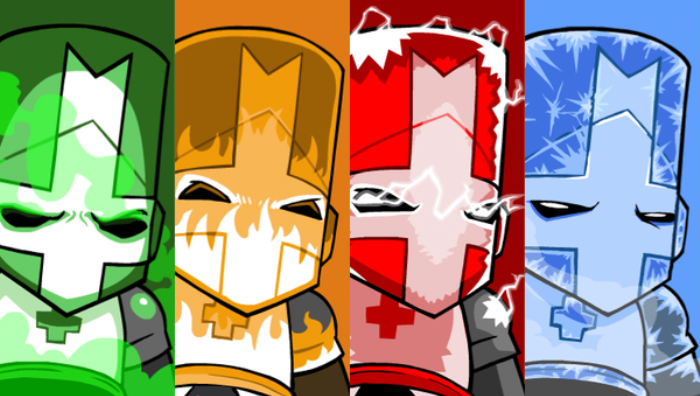 аркада Castle Crushers