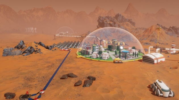 Surviving mars симс