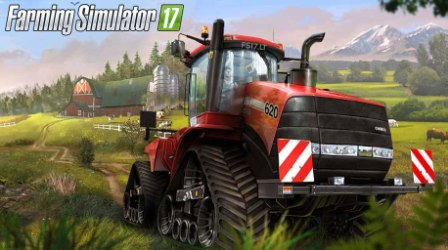 свиньи в Farming Simulator 17