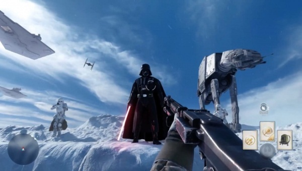 сервера  Star Wars Battlefront