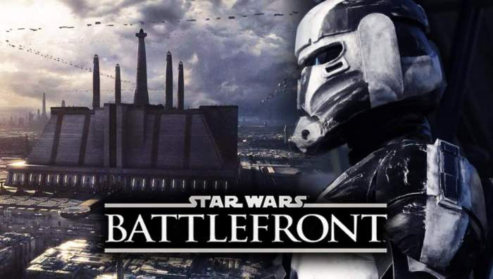 размер Star Wars: Battlefront