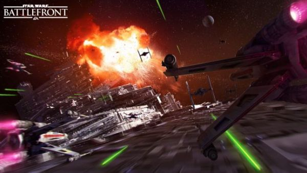 В трейлере Star Wars Battlefront 2