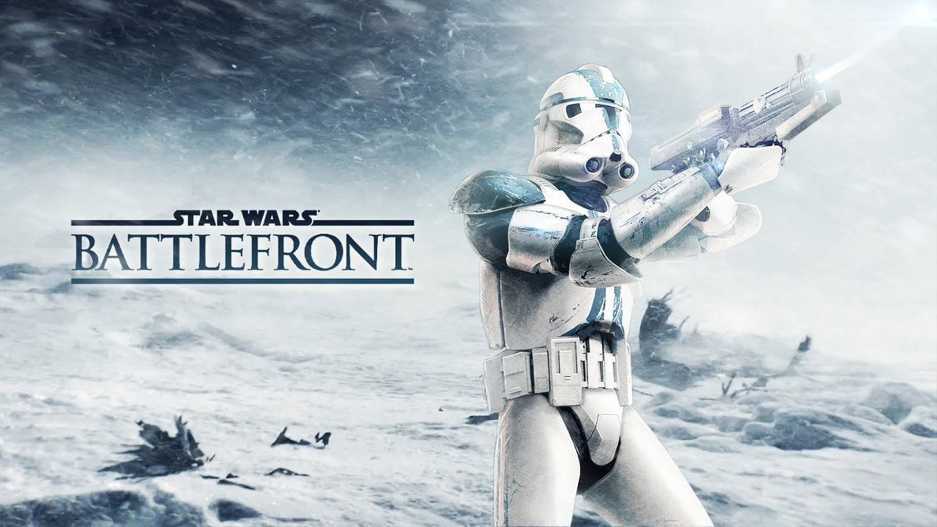 Мировая преьмера Star Wars Battlefront намечена на апрель
