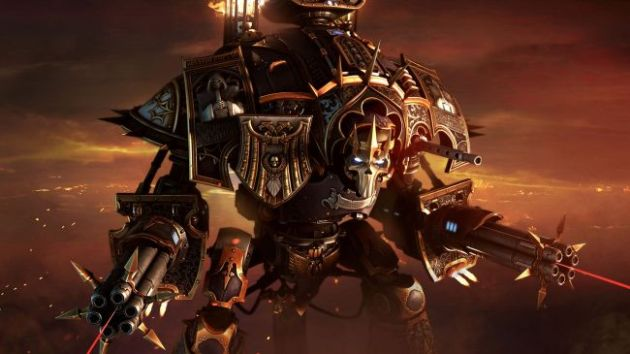 Games Workshop в Dawn of War 3